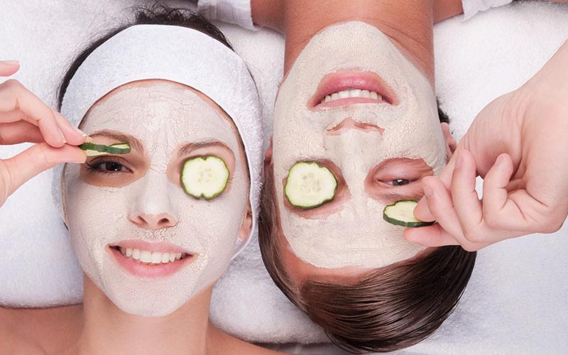 Masque Pour Le Visage Les Soins Visage Maison Cosmetique Bio